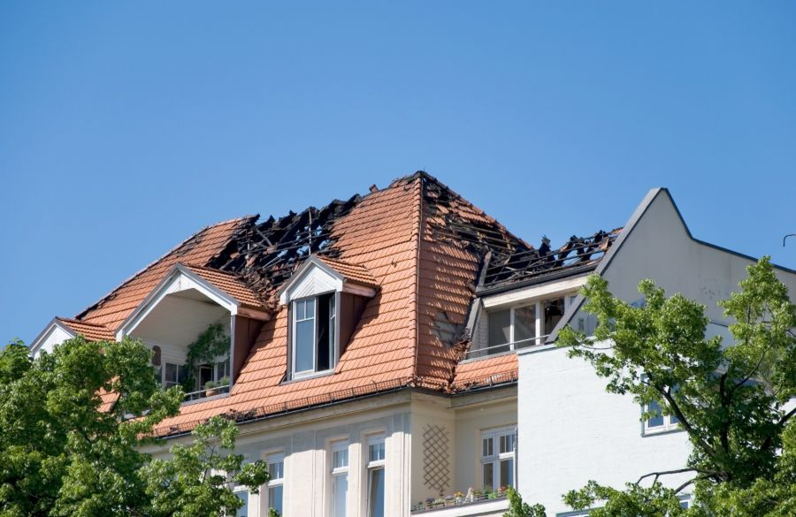 Fire Damage Restoration by Xpert Restoration, Inc